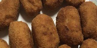 receta croquetas de gorgonzola