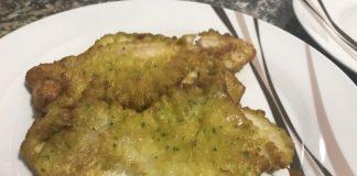 receta merluza en pastita