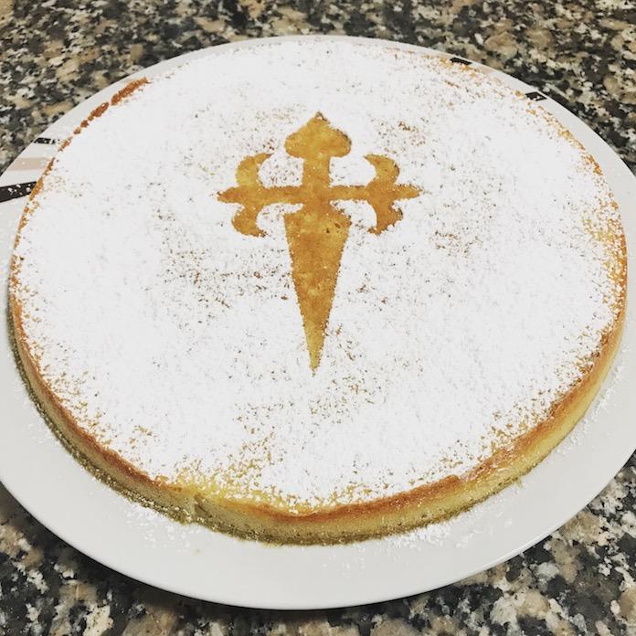 Receta de tarta De Santiago con Thermomix