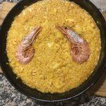 receta arroz a banda