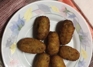 receta croquetas de pollo