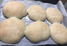 receta molletes de Antequera 2