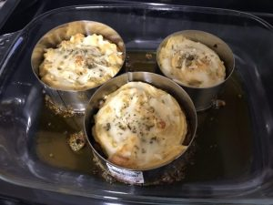 receta de pastel de carne con pure de patatas con thermomix