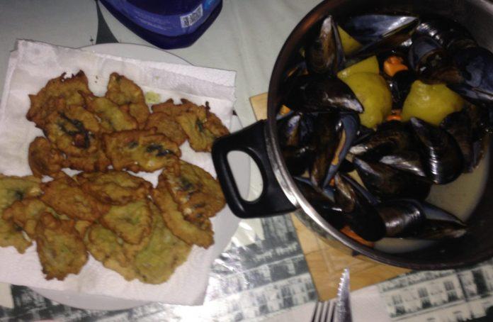 receta sardinas en pastita