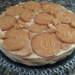 receta tarta de natillas