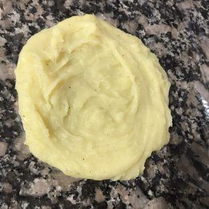 receta saquitos pure de patata rellenos de gambas al ajillo 4