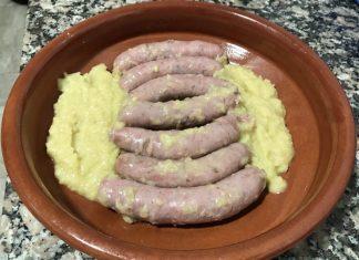 receta salchichas en salsa vino blanco