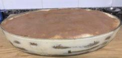 receta tiramisu de cafe elaborado thermomix