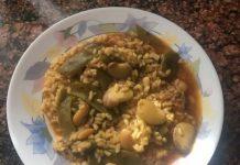 receta arroz caldo