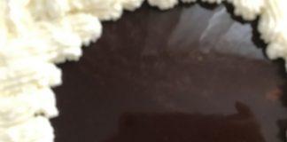 Receta cobertura de chocolate efecto espejo