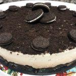receta tarta de oreo