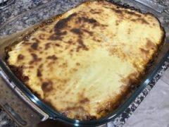 Receta de canelones rellenos de carne de forma tradicional