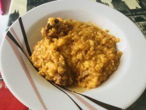 Receta de arroz con costilla con Thermomix