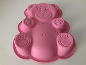 Molde oso para recetas