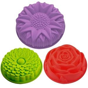 Fabulosos moldes de silicona