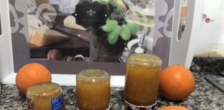 Receta de mermelada de naranja con Thermomix.