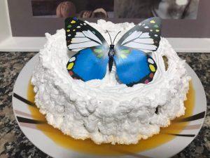 Receta de tarta de almendra con Thermomix