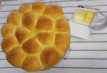 Pan de mantequilla con Thermomix