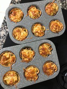 pastelitos de patata y jamón con Thermomix