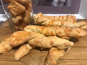 palitos de pan con Thermomix