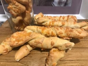 palitos de pan con Thermomix