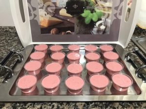 Petit suisse con Thermomix