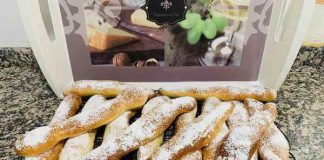 Fartons con Thermomix