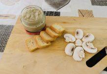 Receta de Paté de champiñones con Thermomix