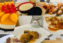 Ideas para el menú de San Valentín