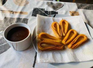 Receta de chocolate caliente con Thermomix