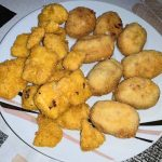Croquetas de cocido con Thermomix en Las Recetas de Angy