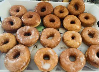 Receta de donuts con Thermomix