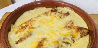 Receta de crepes de pollo y espinacas con Thermomix