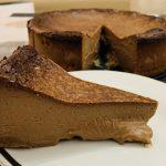 receta de tarta de queso crema y chocolate con Thermomix