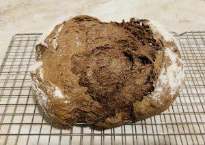 Pan de chocolate con Thermomix en Las Recetas de Angy
