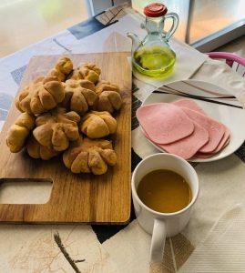 Pan de calabaza con Thermomix en Las Recetas de Angy