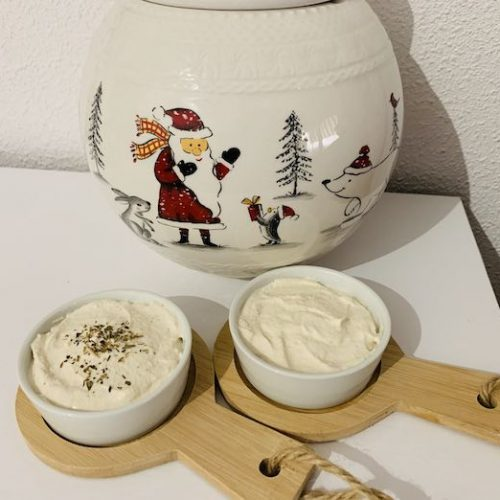 Queso crema de forma tradicional en Las Recetas de Angy