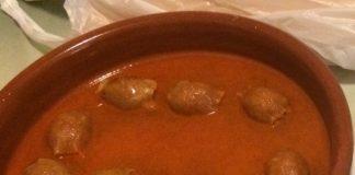 receta choricitos a la sidra