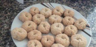 receta rollitos de anís
